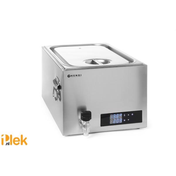 Sous-vide System GN 1/1 20 l 600x330x300mm 230V 600W