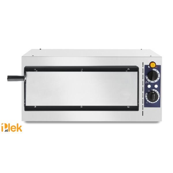 Pizzaoven Basic 1/40 568x430x280mm 230V 1600W
