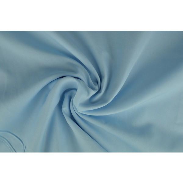 Brandvertragende stof baby blauw - 300cm breed - 12 meter