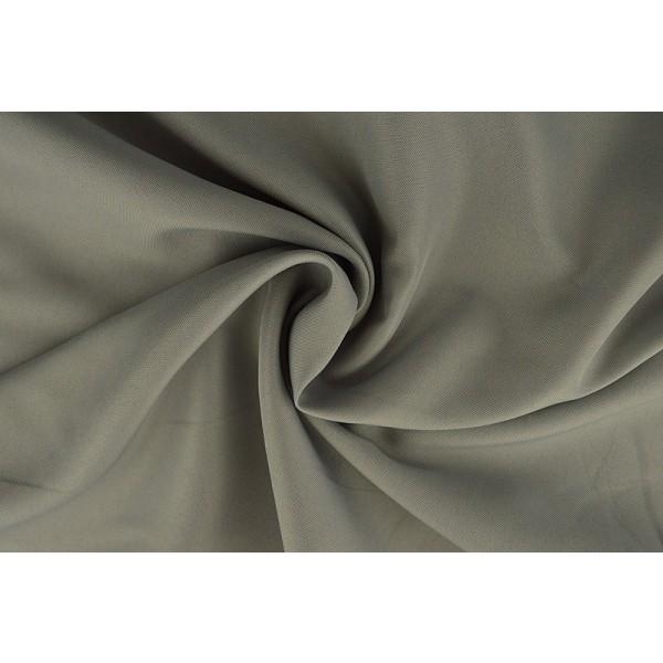 Brandvertragende stof zilvergrijs - 300cm breed - 12 meter