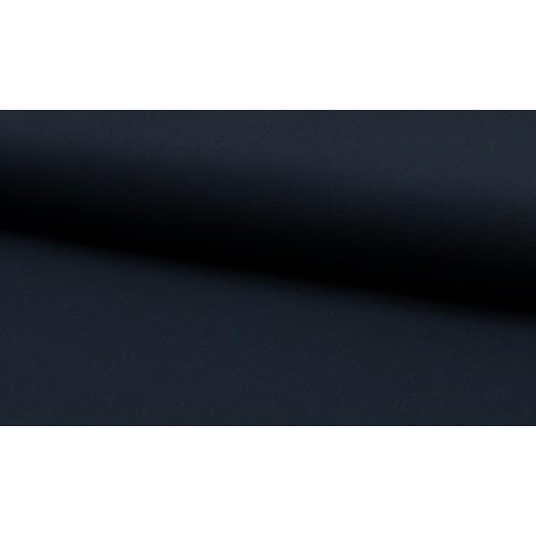 Katoen marineblauw per meter - Katoenen blauwe stoffen