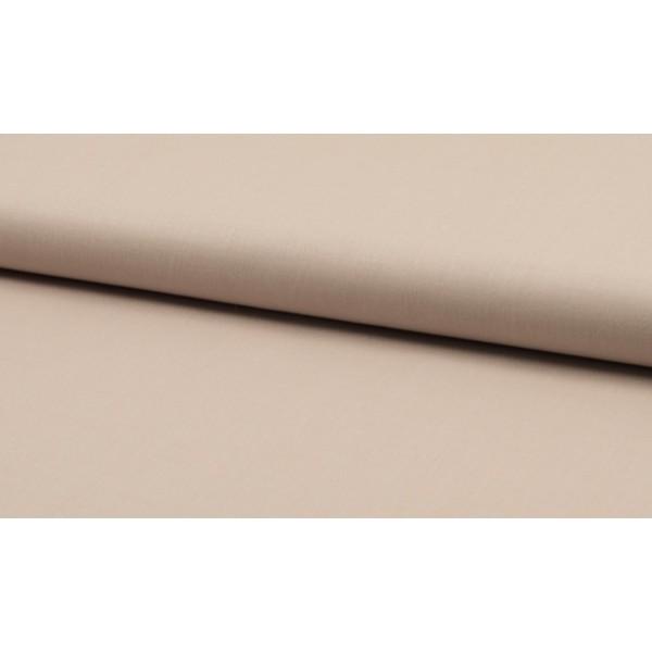 Katoen licht bruin per meter - Katoenen bruine stoffen