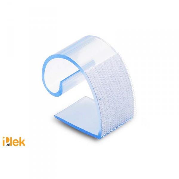 Plastic Tafel Clip 20-40mm