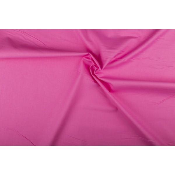 Katoen roze - Katoenen stof op 10m rol