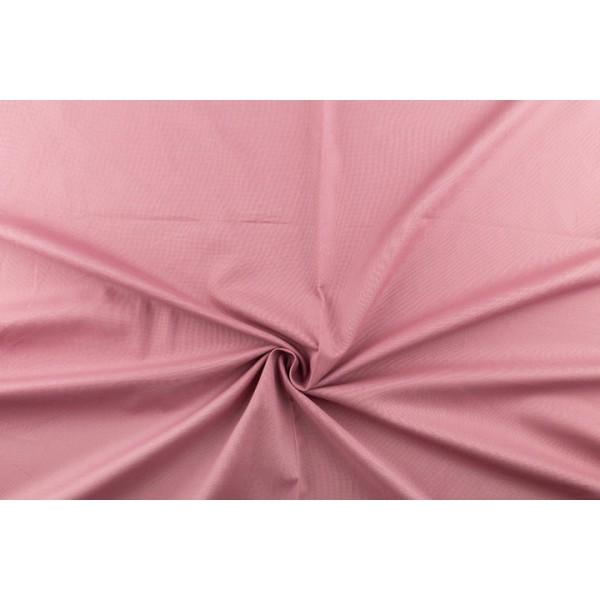 Katoen oudroze - Katoenen stof op 60m rol