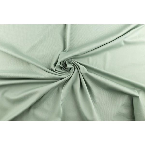 Katoen oud groen - Katoenen stof op 60m rol
