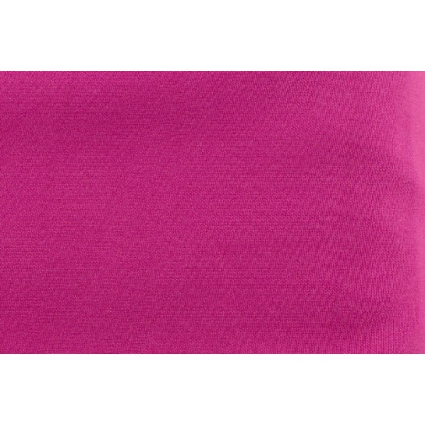 Texture stof fuchsia - 25m rol - Polyester