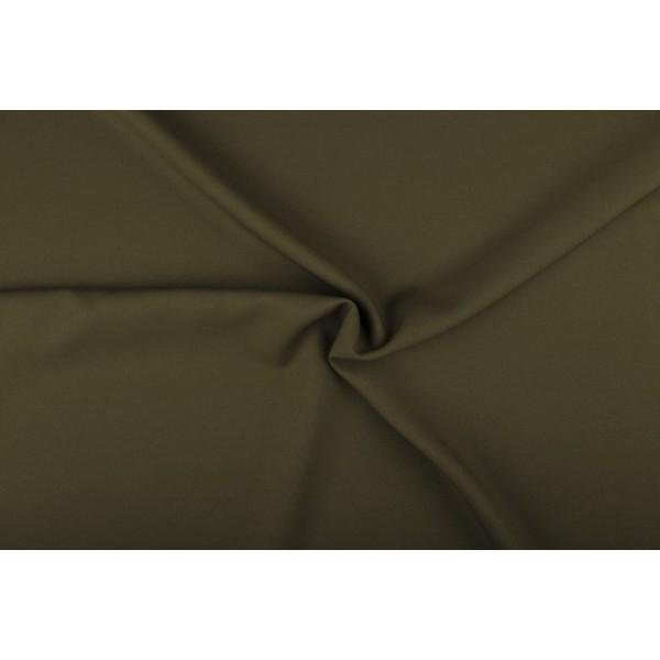 Texture stof khaki - 50m rol - Polyester