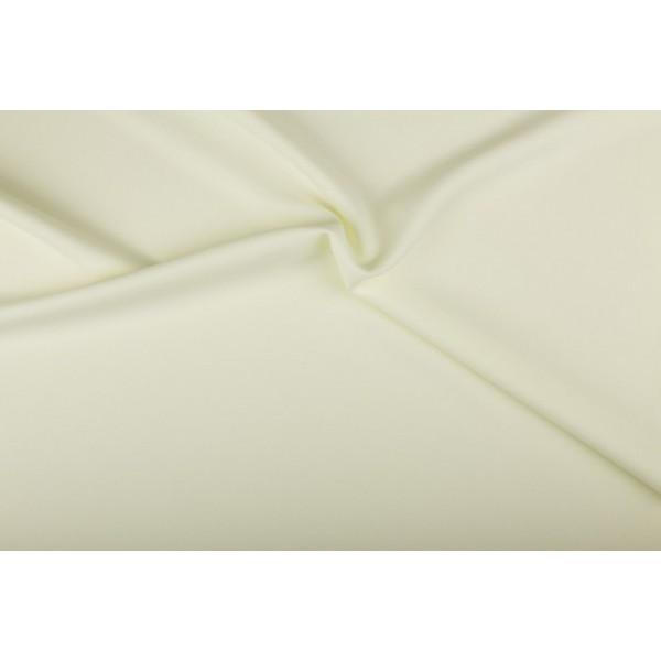Texture stof gebroken wit - 25m rol - Polyester