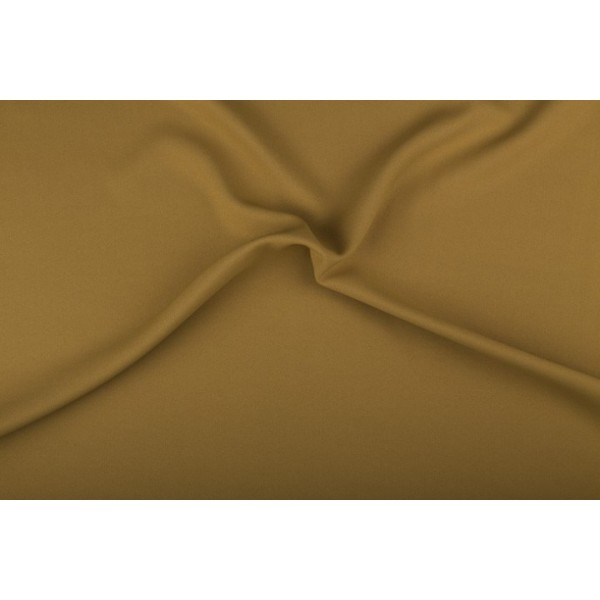 Texture stof camel bruin - 25m rol - Polyester
