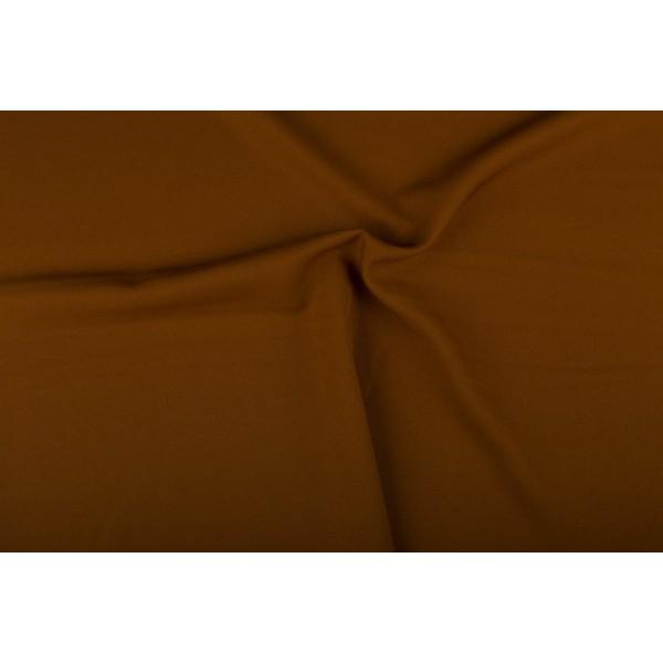 Texture stof lichtbruin - 25m rol - Polyester