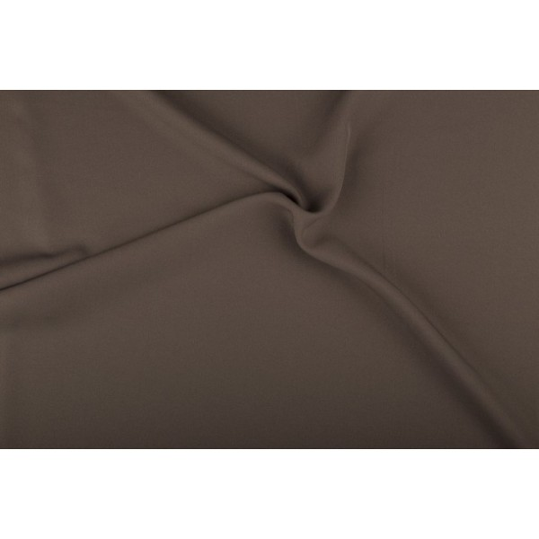 Texture stof taupe - 25m rol - Polyester