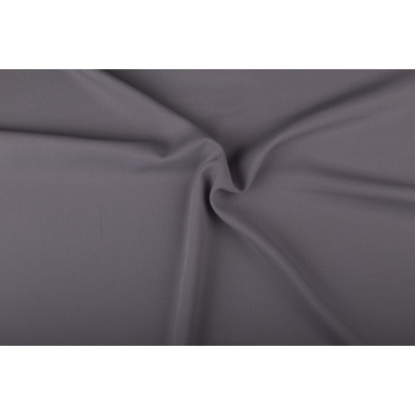 Texture stof grijs - 50m rol - Polyester