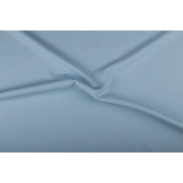 Texture stof grijsblauw - 50m rol - Polyester