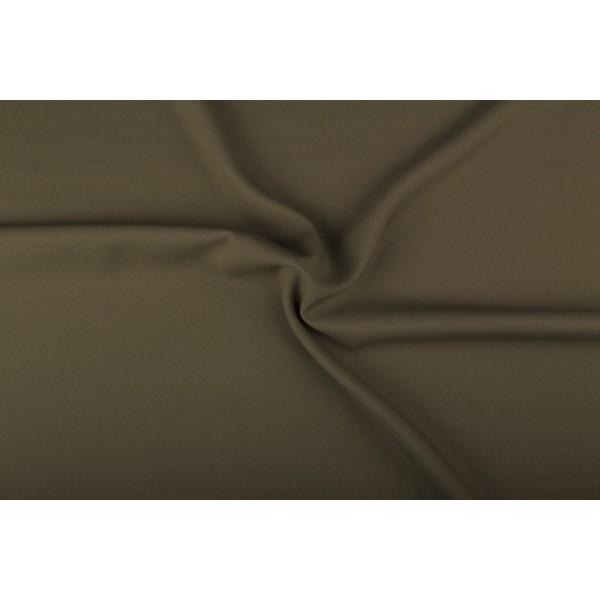 Texture stof middel khaki - 25m rol - Polyester