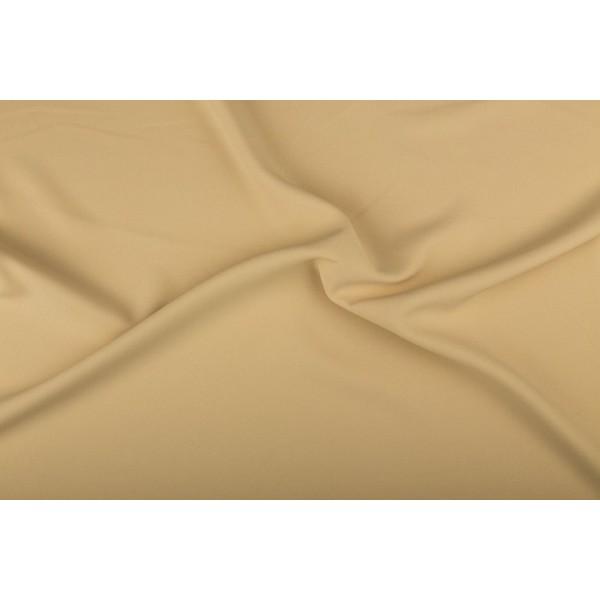 Texture stof licht beige - 25m rol - Polyester