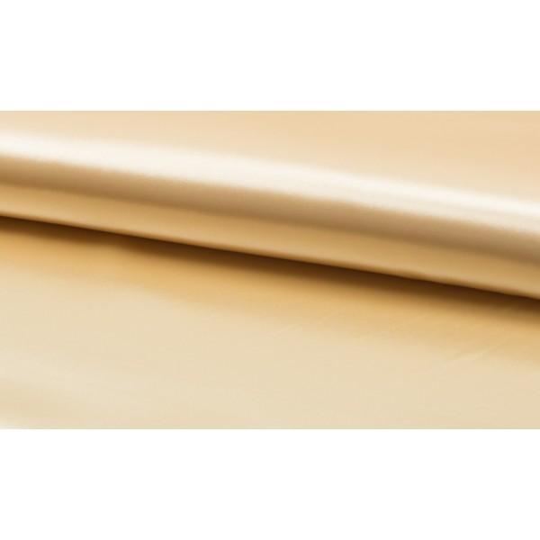 Satijn Deluxe Ecru - Glanzende witte stof