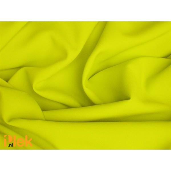 Texture stof Appelgroen - Polyester stoffen