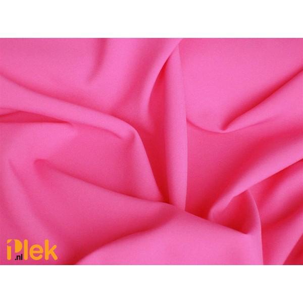 Texture stof Fuchsia - Polyester stoffen