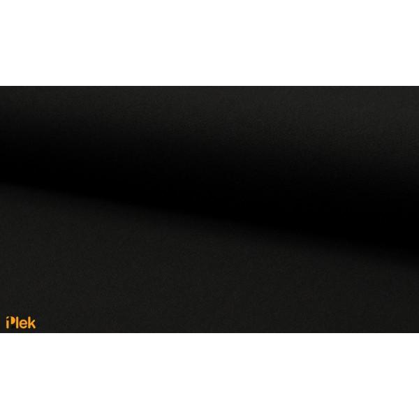 Texture stof Zwart 40m per rol - Polyester