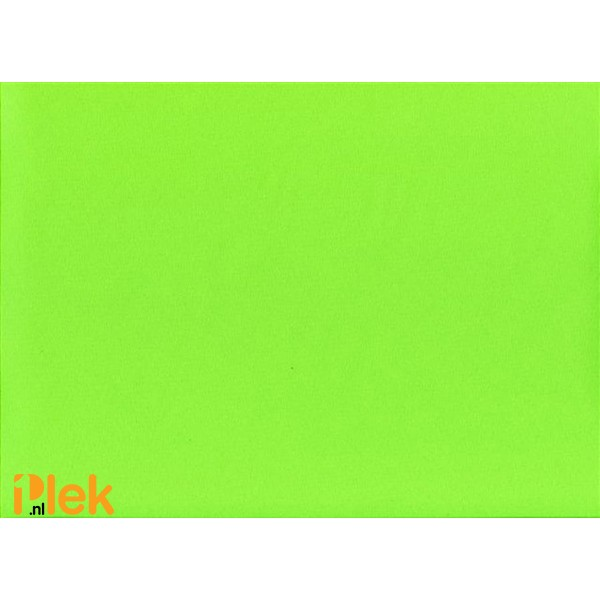 Texture stof Neon-limoen Groen 20m per karton  - Polyester