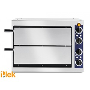 Pizzaoven Basic 2/40 568x430x425mm 230V 2400W