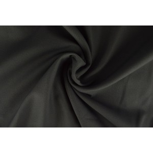 Brandvertragende stof donkergrijs - 300cm breed - 25 meter