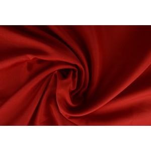 Brandvertragende stof rood - 300cm breed - 25 meter