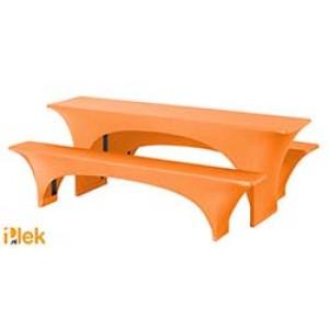 Biertafelhoes Fortune Oranje