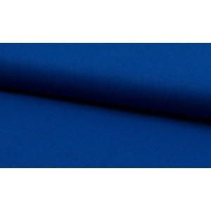 Katoen midnachtsblauw per meter - Katoenen blauwe stoffen