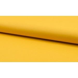 Katoen geel per meter - Katoenen gele stoffen