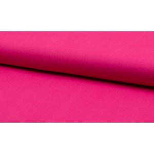 Katoen fuchsia per meter - Katoenen roze stoffen