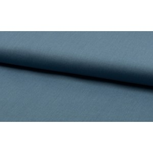 Katoen blauw per meter - Katoenen blauwe stoffen
