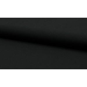 Katoen donkergrijs per meter - Katoenen grijze stoffen