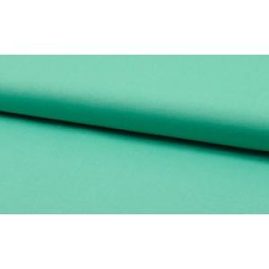 Katoen aqua per meter - Katoenen groene stoffen
