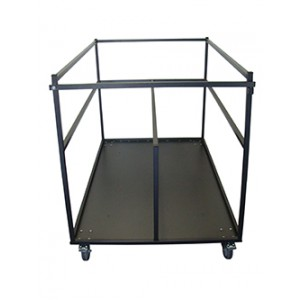 Transportkar Amersfoort - 160x100x115cm - Voor Barkrukken