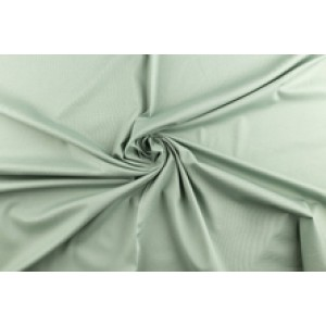 Katoen oud groen - Katoenen stof op 10m rol