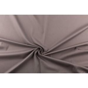 Katoen antraciet - Katoenen stof op 10m rol