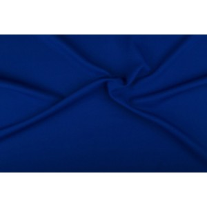 Texture stof blauw - 50m rol - Polyester