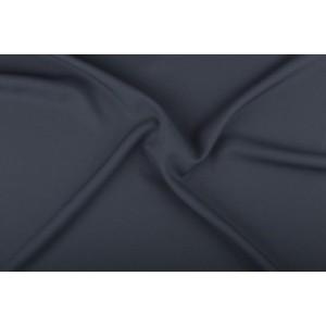 Texture stof middelgrijs - 50m rol - Polyester