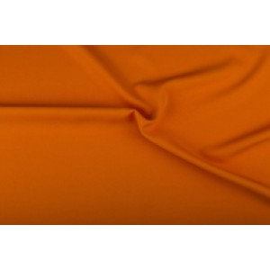 Texture stof oranje - 50m rol - Polyester