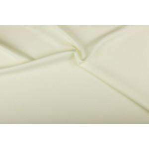 Texture stof gebroken wit - 50m rol - Polyester