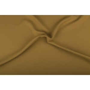 Texture stof camel bruin - 50m rol - Polyester