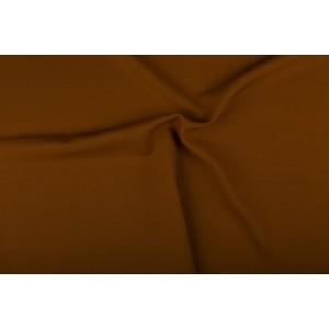 Texture stof lichtbruin - 50m rol - Polyester
