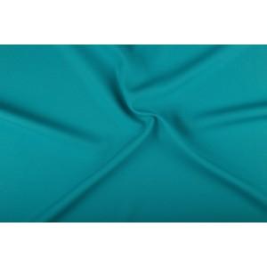 Texture stof aqua groen - 50m rol - Polyester