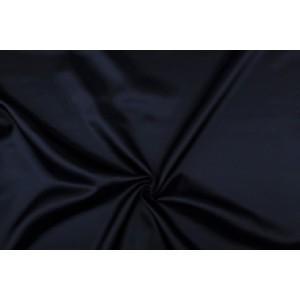 Satijn 50m rol - Marineblauw - 100% polyester