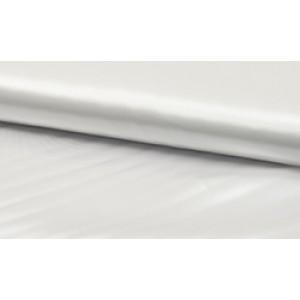 Satijn Wit - Glanzende witte stof