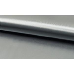 Satijn Zilver Grijs - Glanzende grijze stof