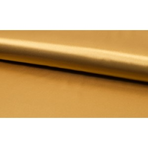 Satijn Goud - Glanzende gele stof