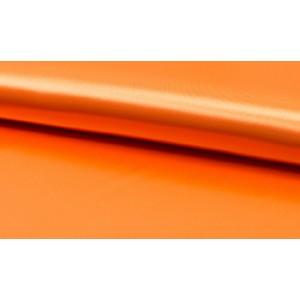 Satijn Oranje - Glanzende oranje stof